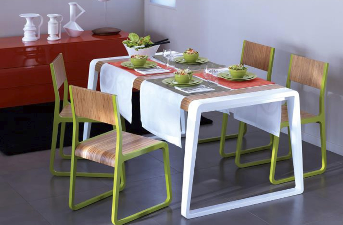 le mobilier design et co responsable. Black Bedroom Furniture Sets. Home Design Ideas