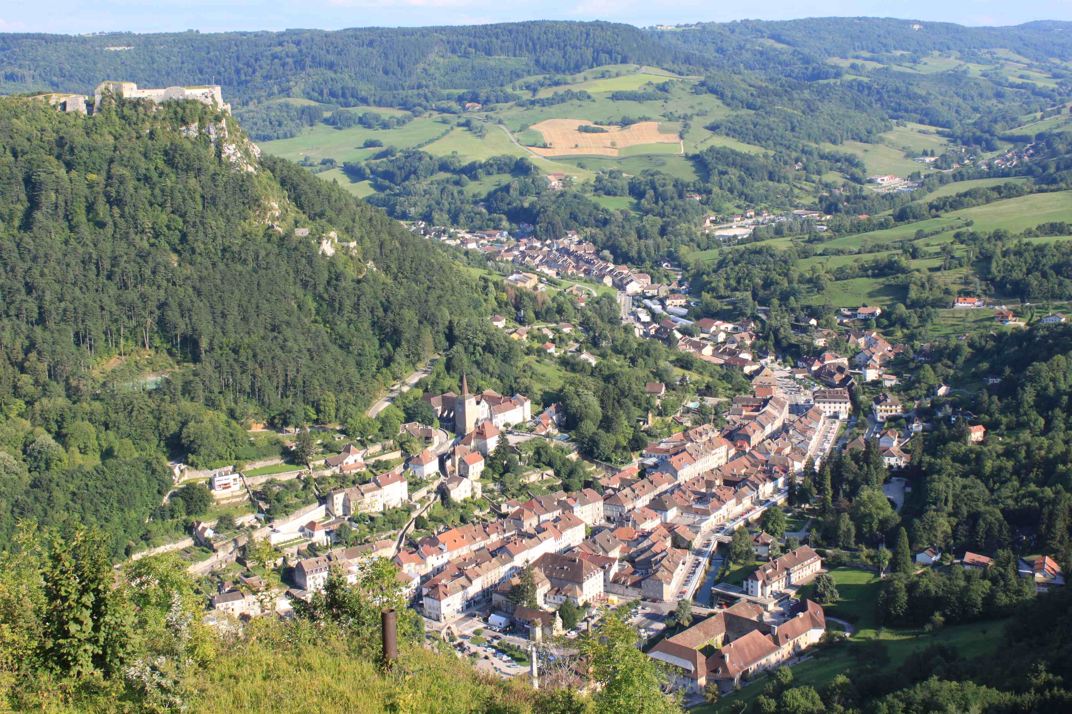 5 villages de france visiter absolument for Bains thermaux france
