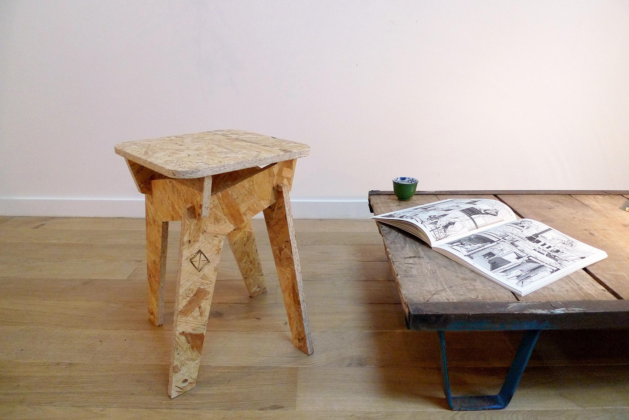 le mobilier du futur est en marche. Black Bedroom Furniture Sets. Home Design Ideas