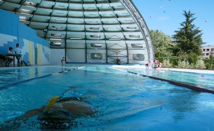 Les piscines les plus cool de france for Camping toulouse piscine