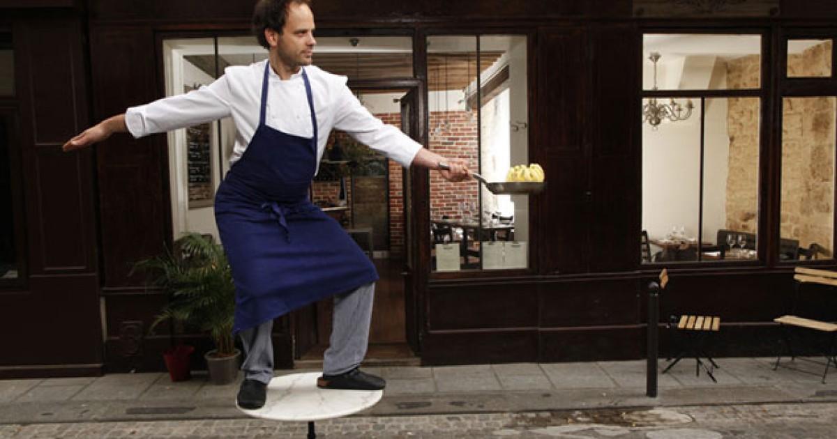 Nos chefs cuistots qui montent londres les petits - Cuisinier anglais jamie oliver ...