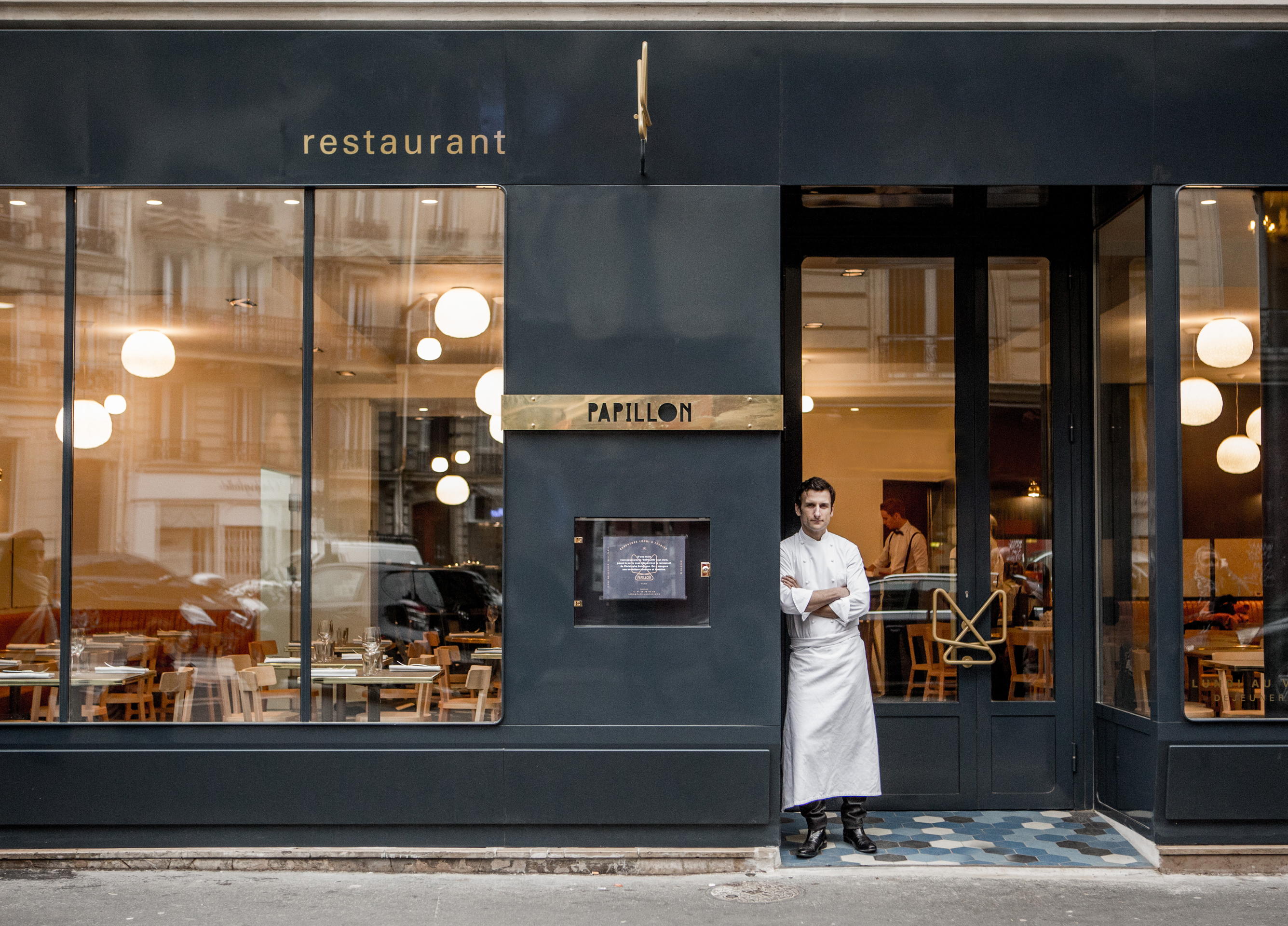 Les meilleurs restaurants frenchy de l 39 ann e selon le for Meilleur bistrot paris