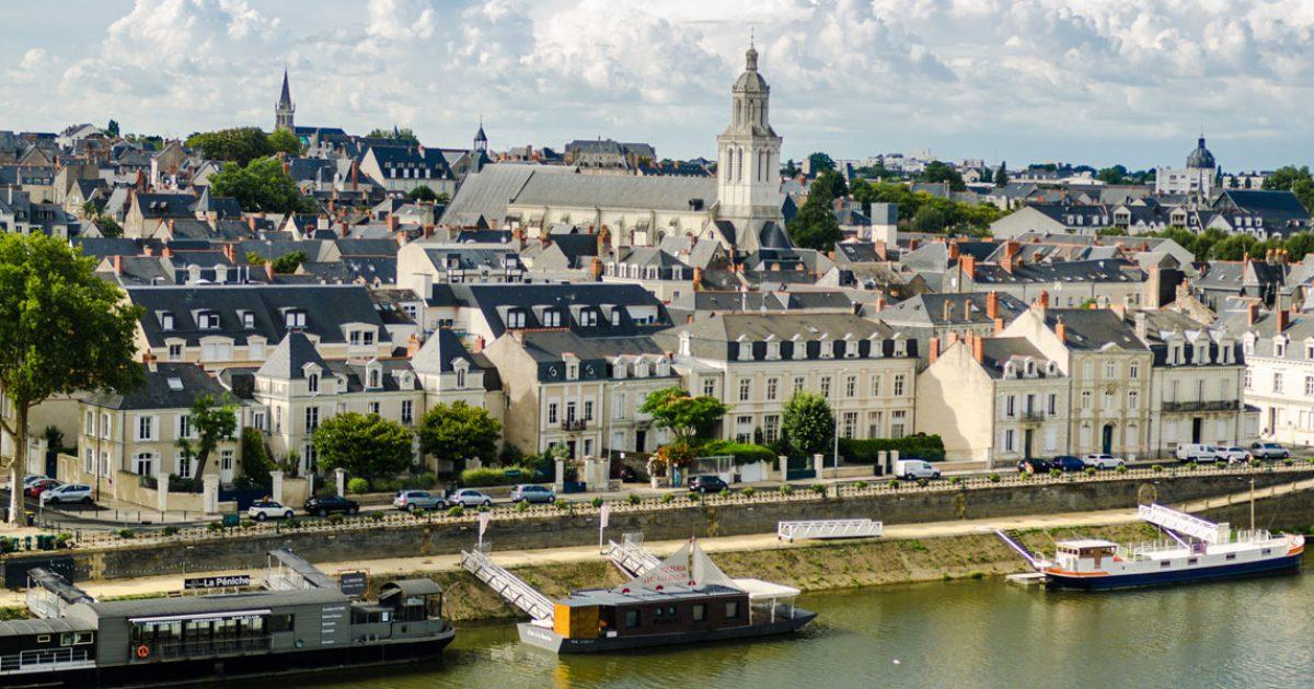 Classement Villes Angers